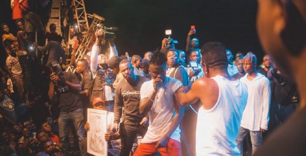 Shatta Wale, Stonebwoy banned indefinitely by Ghana Music