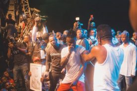 Shatta Wale, Stonebwoy banned indefinitely by Ghana Music Awards organizers