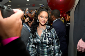 Rihanna Calls Out Snapchat… Refuses Apology Over Domestic Abuse Ad