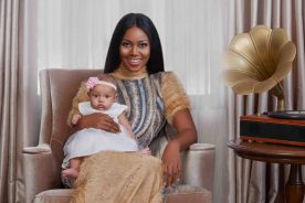 Yvonne Nelson & her daughter cover new edition of Agoo…