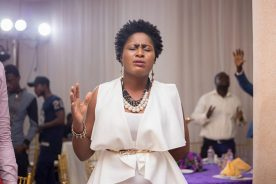 Patience Nyarko would be a good contestant on TV3 'Mentor'…