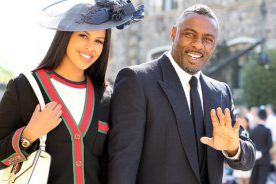 Photos: Idris Elba, Oprah, David Beckham, OTHERS @ the #RoyalWedding