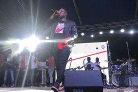 Thousands Attend 'Ayesem Live In Cape Coast' Concert