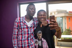 Stonebwoy acknowledges DJ Mingle's contribution to his 'Epistles of Mama'…
