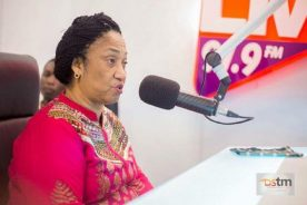 WATCH: Mama Francisca Duncan-Williams talks being a mother & her…