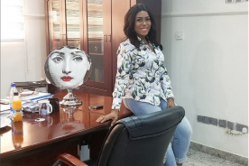 Peace Hyde interviews Linda Ikeji on Forbes Africa TV