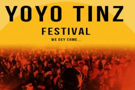STATEMENT: Yoyotinz crowdfunding for first Hip Hop Festival in Ghana