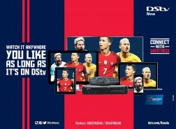 Exclusive Rights To Broadcast 52 Live AFCON Matches On DStv