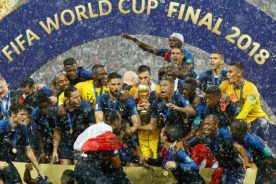 France Are 2018 World Cup Champions