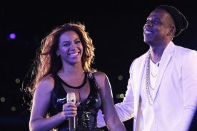 Beyoncé and JAY-Z Screened the World Cup Final at Their…