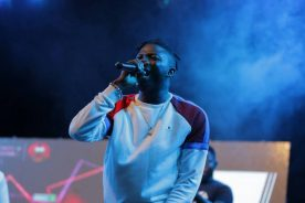 WATCH: Stonebwoy is doing well to make his mark on…
