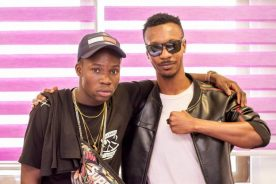 #PodcastsOnLive: Celebrity Barber premieres new music on LIVE FM