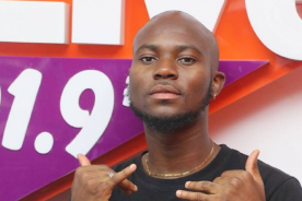 "STATEMENT: King Promise ""became a puppet"" working with Dubai-based Businesswoman"