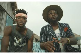 M.anifest & Worlasi's collabo 'Okay' added to Spotify playlist