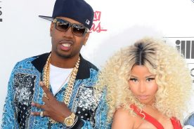 TMZ Producer Says There's Footage of Nicki Minaj Chasing ex-boyfriend…