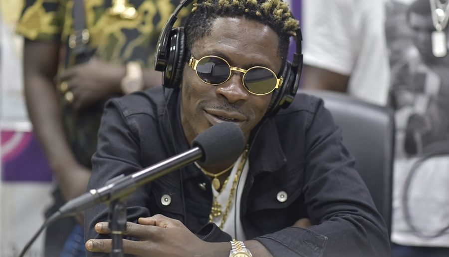Image result for shatta wale making the gift