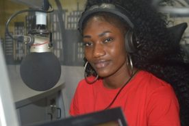 AUDIO: I like Wendy Shay's 'Uber Driver' song… she can…