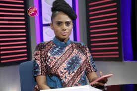 TV Presenter resorts to 'trotro' because of increasing fuel prices…