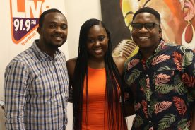 #PodcastsOnLive: US Based GH. Spoken Word Artist Cynthia Amoah on…