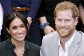 #RoyalBaby: Meghan Markle Expecting First Child With Prince Harry