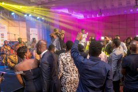 Photos: Okyeame Kwame entertains patrons at South Africa Cultural Seasons