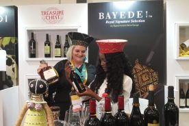 WATCH: Coverage of prestigious wine show in South Africa by…