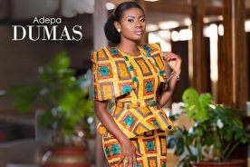 Martha Ankomah named face of GTP 'Adepa Dumas' fabric