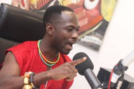 Okyeame Kwame's song maintains top spot on LIVE FM Chart…