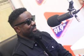 Sarkodie on decision not to sign deals with International Record…