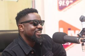 #ALPHA: Sarkodie's new project out on June 7