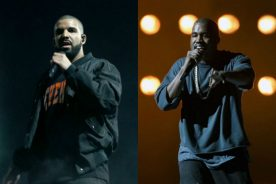 Kanye West Attacks Drake in Twitter Tirade