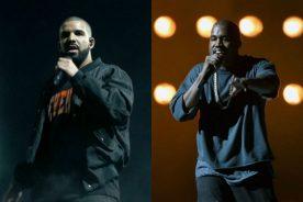 Kanye West Attacks Drake in Twitter Tirade
