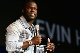Kevin Hart Steps down as 2019 Oscars host