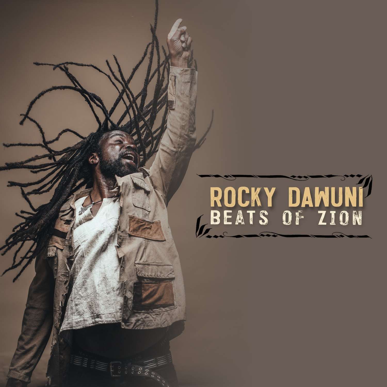 Rocky Dawuni's new album 'Beats of Zion' features Stonebwoy