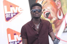#PodcastsOnLive: Kuami Eugene talks 'Rock Star' album, Ghana Music Awards…