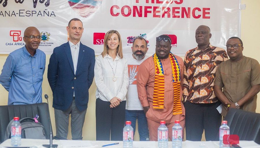 2 Local Music Bands to represent Ghana in over 15 Festivals