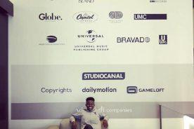 Photos: Wiyaala visits Universal Music Group office
