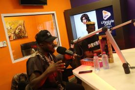 #PodcastsOnLive: Fuse ODG talks working with Damian Marley, Stefflon Don,…