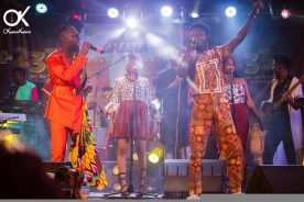 Kidi, Kuami Eugene, OTHERS perform @ Okyeame Kwame's 'Made In…