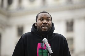 District attorney says Meek Mill should get new trial, judge