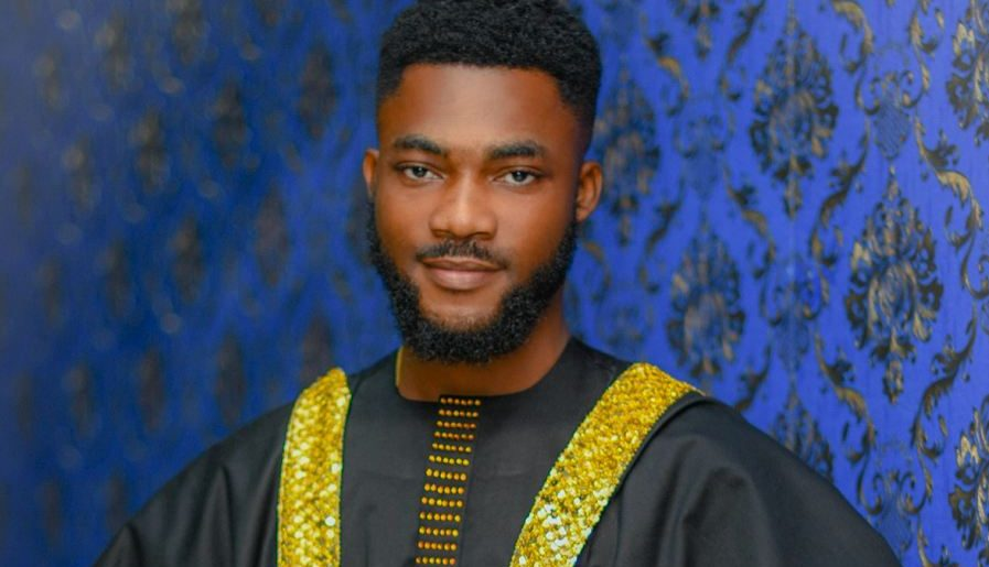 Photos: GhOne TV's Aaron Ayiih wins Television Personality