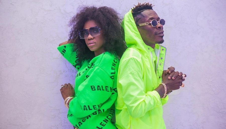 New Video: Becca ft  Shatta Wale – 'Driving License'New