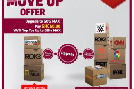 GOtv Offer: Step Up To GOtv MAX This September