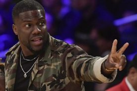 Kevin Hart sued by sex tape partner for 60 Million…