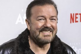 Ricky Gervais returning to host 2020 Golden Globe Awards
