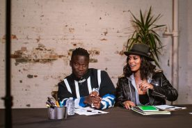 #LiveFMCharts: Stonebwoy bags No.1 spot with Keri Hilson-featured song 'Nominate'