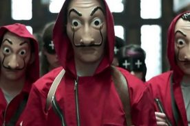NETFLIX'S 'MONEY HEIST' RENEWED FOR FIFTH AND FINAL SEASON