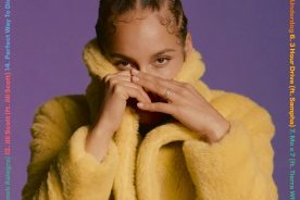 "Alicia Keys just dropped a New Album ""Alicia"" (there's a…"