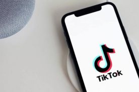 DONALD TRUMP TO BAN TIKTOK FROM U.S. APP STORES